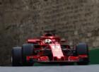 Vettel in ritardo: «Ho commesso errori». Ma Raikkonen c'è