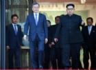 Coree, il vertice di pace fra Kim e Moon