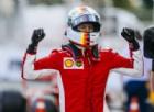 Vettel cala il tris di pole: «E potevo andare più forte». Raikkonen sbaglia
