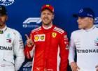 Lo ammette pure Hamilton: «Sì, la Ferrari è la macchina da battere»