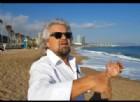 Grillo rilancia a sorpresa il referendum sull'euro. E accusa gli altri partiti di colpo di Stato