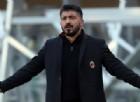 Milan: Gattuso svela le mosse del mercato rossonero