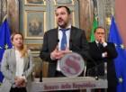 Il centrodestra a Palazzo Grazioli in cerca di un programma minimo comune, per un «governo di scopo»