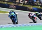 Tre italiani per un solo podio: Iannone, Petrucci e Valentino Rossi