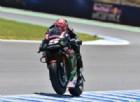 Zarco prenota la vittoria: comanda il test dopo-gara a Jerez