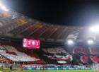 Coppa Italia: l'involontario autogol della curva rossonera