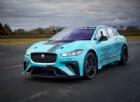 Il boss della Formula E Agag si mette al volante della Jaguar elettrica
