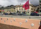 """Dai giovani ai giovani: inaugurato il """"Muro della Memoria"""", per i ragazzi vittime della mafia."""