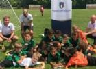 Pordenone Calcio: giovani ramarri ambasciatori FVG a Coverciano