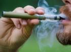La sigaretta elettronica gli trapassa il cervello e muore