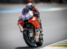 Dovizioso rinnova con Ducati... e festeggia con il miglior tempo