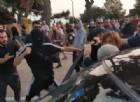 Salonicco, sindaco aggredito a calci e pugni da militanti dell'estrema destra