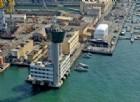 Targa dalla città al nocchiere di porto Iacoviello, caduto con la Torre Piloti