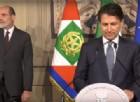 La dichiarazione del premier Giuseppe Conte: «Sarò l'avvocato difensore del popolo italiano»