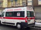 Tenta il suicidio in via Sansovino
