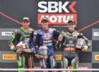 Van der Mark re d'Inghilterra: la Yamaha sbanca il weekend