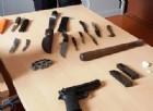 Una denuncia e un arresto: figlio spacciatore e padre pluripregiudicato detiene arma illegalmente
