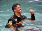 Ricciardo: «A Montecarlo la mia vittoria più bella»