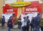 Ancora sciopero al Mercatone Uno di Rivarolo