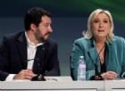 La Francia picchia duro e denuncia le «spese folli di Eln»: regali, cene e champagne per Salvini e Le Pen. Ma Salvini non c'era