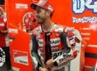 Marquez scivola, Dovizioso ringrazia: «Da qui inizia la rimonta»