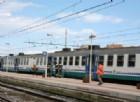 Treno esce dai binari, aveva appena terminato la corsa