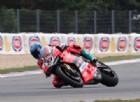 Melandri porta la Ducati sul podio provvisorio: «Ottimista per la gara»