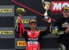 Ducati torna sul podio grazie a Melandri: «Di nuovo competitivi»