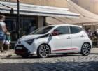 Toyota Aygo, restyling e prezzi della piccola giapponese