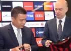 Milan: tre offerte sul tavolo di Yonghong Li