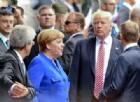 «In Germania crimine aumentato per colpa dei migranti»: è scontro aperto tra Trump e Merkel