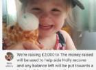 Bimba di 3 anni va in vacanza con la famiglia e rischia la vita a causa di un ictus
