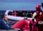 Lifeline, la «nuova» Aquarius che viola il diritto del mare (e che Salvini e Toninelli non faranno attraccare in Italia)