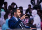 Salvini agli «pseudo volontari» di Lifeline: ora questo prezioso quantitativo di carne umana lo portate in Olanda