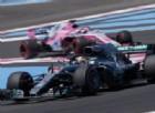 Hamilton tenta la fuga, Ferrari fuori dal podio