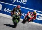 L'asfalto frega la Ducati: Davies butta via una possibile vittoria