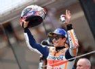 Il vantaggio di Marquez non basta: «La corsa al titolo è aperta»