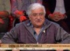 Il prete che vuole far «sparire» Matteo Salvini perché «fascista»