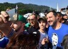 «Le Europee un referendum tra noi e l'Europa delle élite»: Salvini da Pontida guarda già al futuro