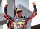 Verstappen: «Non pensavo di vincere, ma l'ho fatto sulla pista ideale»