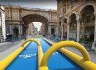 Festeggiamenti da record in città per i 70 anni di Costa Crociere