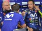 Valentino Rossi cambia capotecnico... e «ruba» quello di Vinales?