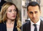 Meloni: Di Maio marxista, la sua «annuncite» mi ricorda le slide di Renzi