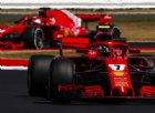 Vettel parte subito davanti: «Finalmente un buon venerdì»