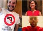 Meloni, Salvini e il M5s: attacchi e sfottò contro le «magliette rosse» pro-accoglienza