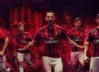 Milan: Puma, prima gaffe in maglia rossonera