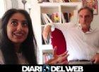Caporale al DiariodelWeb.it: «Dopo il mio libro su Salvini ho ricevuto un'intimidazione»