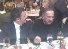 Le lacrime di Renzi: «Marchionne un gigante, spesso gli ho chiesto consigli»