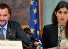 Rom, migranti e rifiuti: i temi dell'incontro tra Raggi e Salvini