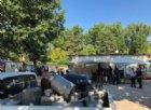 Ieri l'incontro con Raggi, oggi lo sgombero del primo campo rom